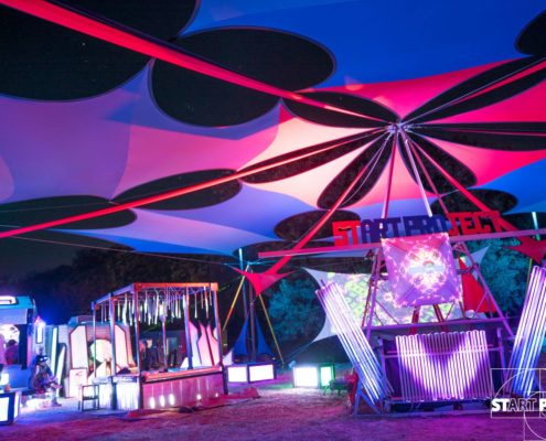 Start Project Shade Structure Lucidity 2017